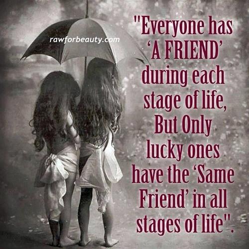 Birthday Quotes Lost Friends: What Defines A True Friend?